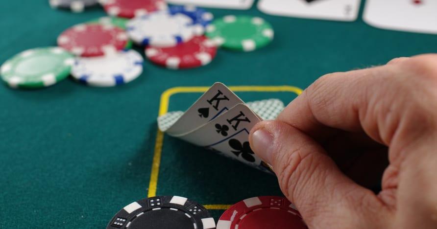 Tiešsaistes pokera stratēģijas