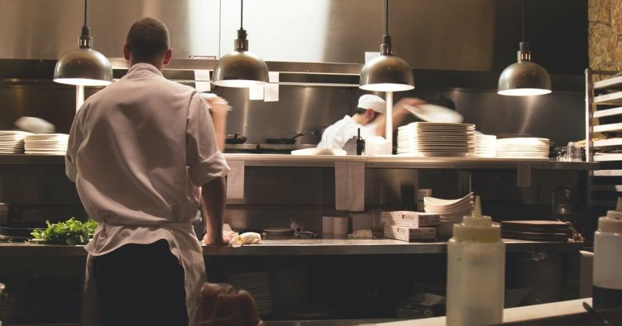 Uzmanību pavāri! - NetEnt izlaiž Gordon Ramsay Hell's Kitchen