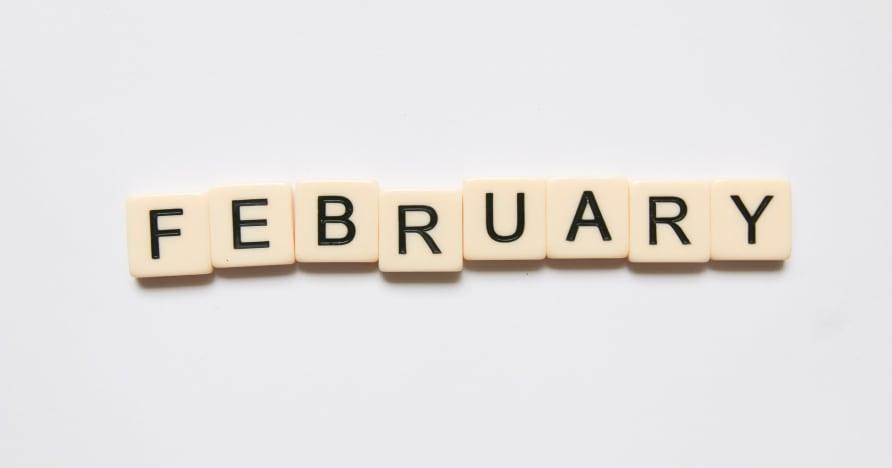 Microgaming februārī izlaiž satriecošus 20 jaunus nosaukumus