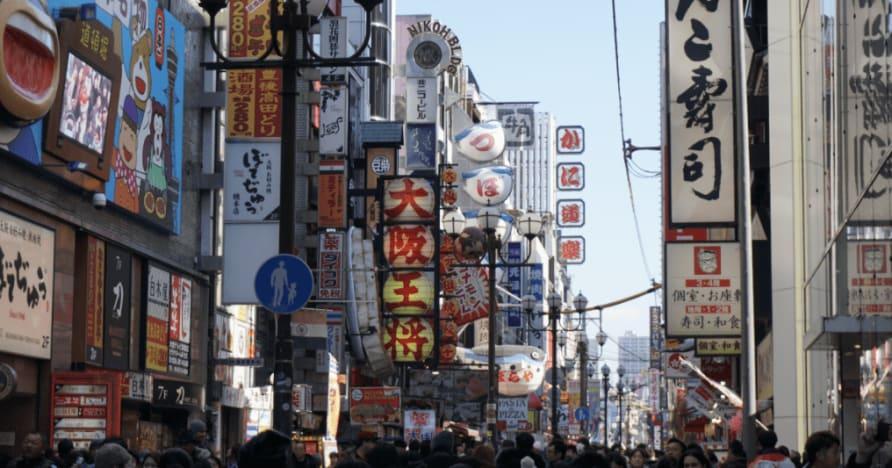 7 labākās tiešsaistes Japānas derību spēles