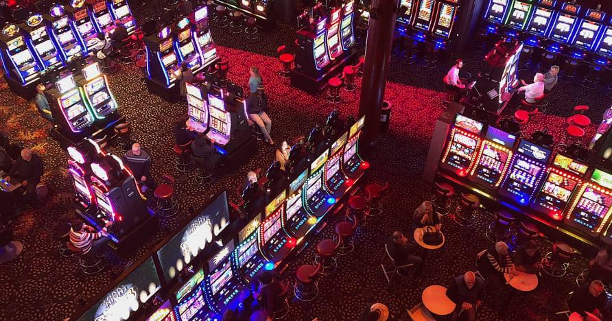 Sociālie kazino vs tiešsaistes kazino