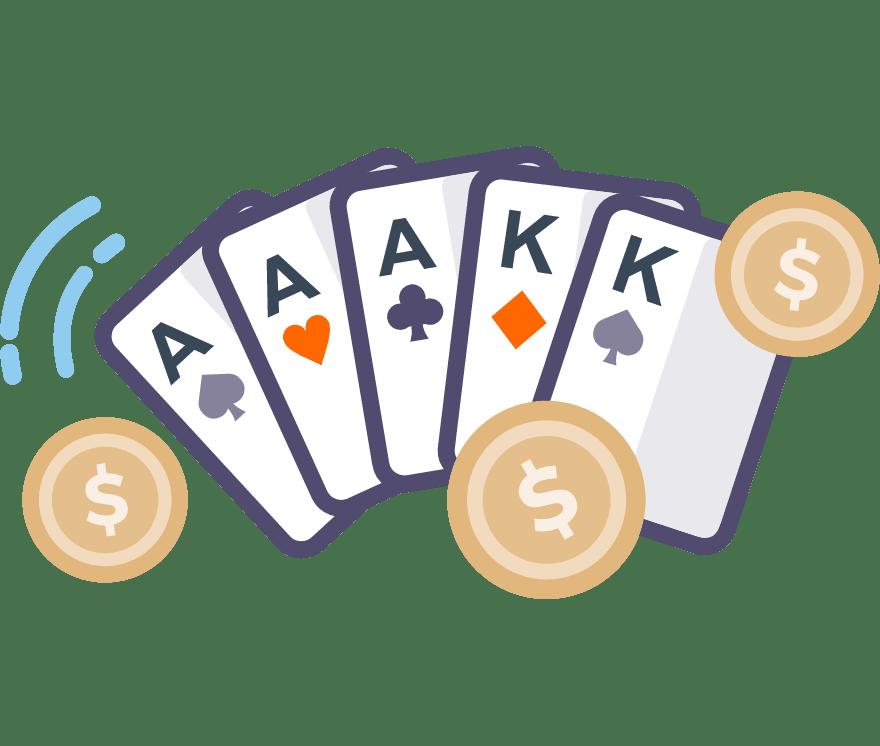 Spēlēt Pokers Tiešsaistes -Top 85 Lielākie Laimesti Mobilais Kazinos 2021