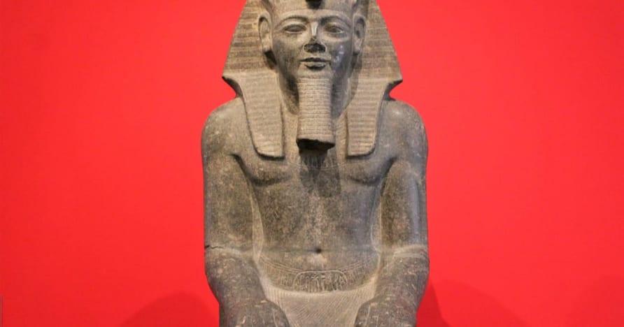 Ramses grāmata: Casumo populāro spēļu automātu sērija