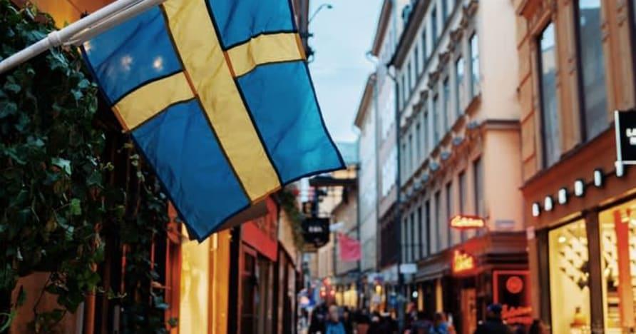 Kāpēc mobilie kazino Zviedrijā plaukst