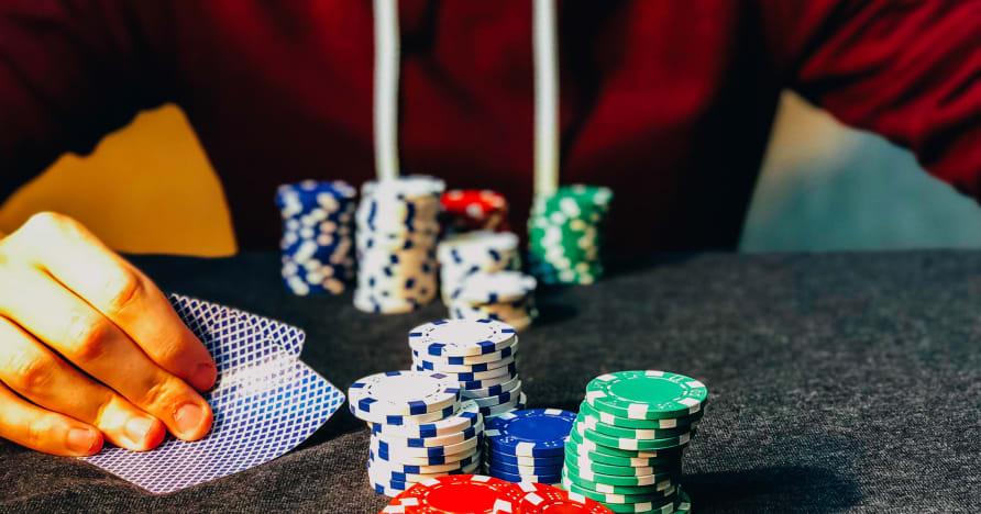 Uzvarot lielu spēli mobilajos kazino