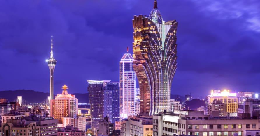 Dodieties ceļojumā uz austrumiem kopā ar Betsoft kungu Macau