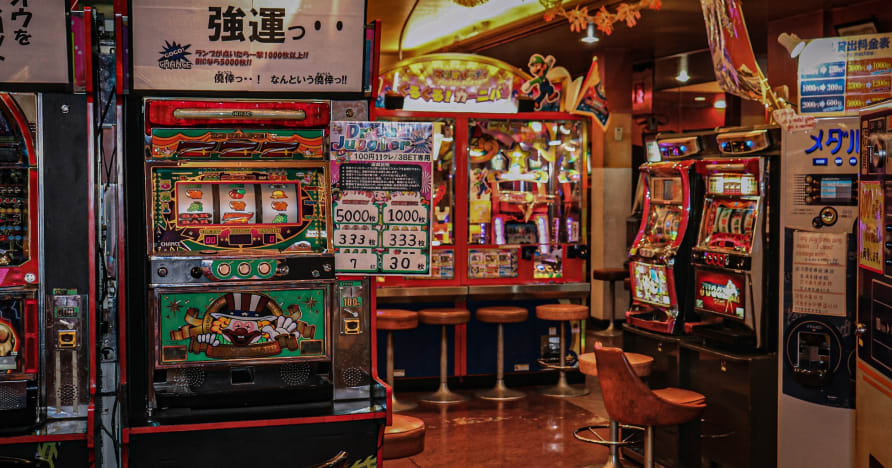 Visvairāk izklaidējošo Jackpot spēļu automātu, kurus izmēģināt 2021. gadā