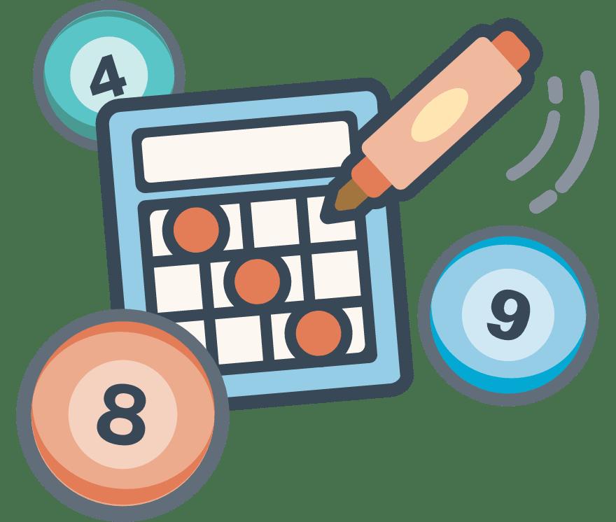 Spēlēt Bingo Tiešsaistes -Top 49 Lielākie Laimesti Mobilais Kazinos 2021